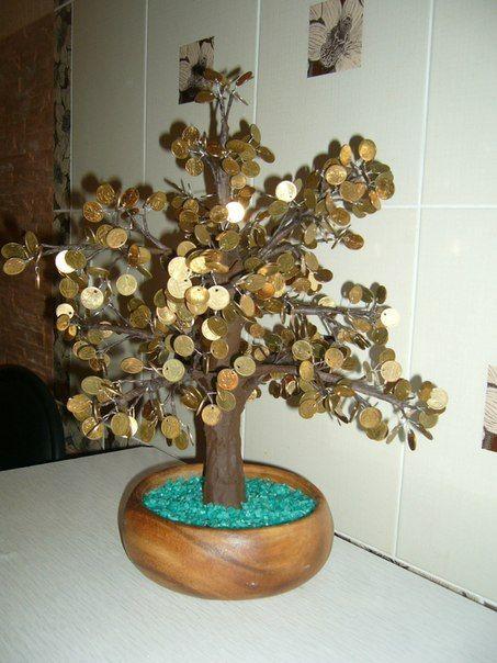 Сувениры ручной работы. Денежные деревья. Картин | ВКонтакте