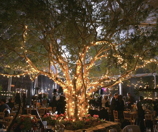 Real Wedding: A Colorful Desert Wedding