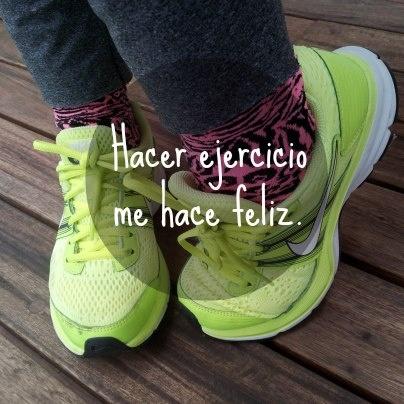 ¡A correr! ¿Hacen algún tipo de ejercicio?