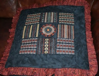 Papillon Pals: Stitch Recipe Pillow
