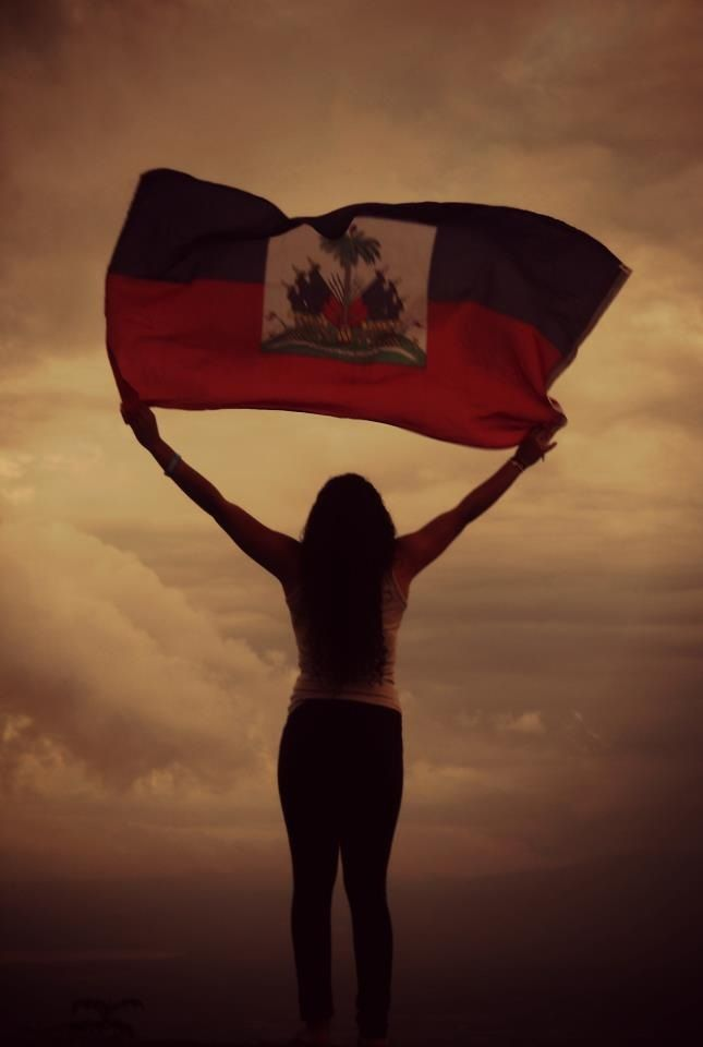 You can't take the Haitian out of me . I am Haitian and you can either accept me or move along.