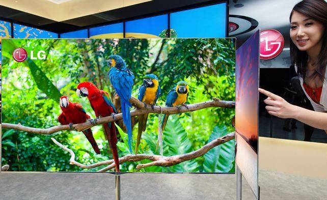 Az LG OLED TV kapta a legjobb kijelzőért járó díjat Európában