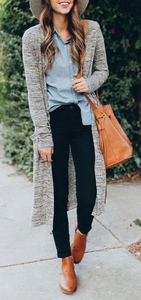 Stitch Fix:  I would love a lightweight, light chambray shirt.  Also love the cognac booties, need heel height 1-1/2 inches or less.