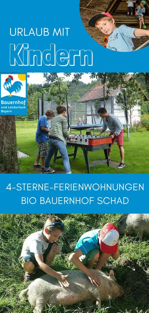 Gastgeber Urlaub Mit Kindern Bauernhofurlaub Ferien