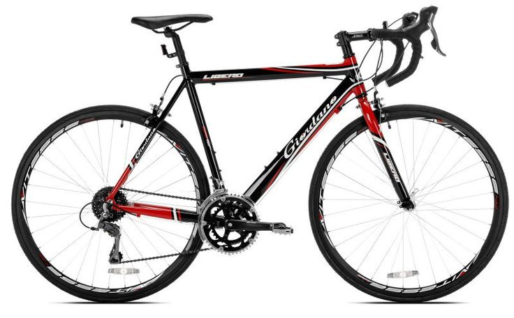 The Giordano Libero 1.6 Men's #Road #Bike is a great entry level road bike option if you're on a #budget. #best