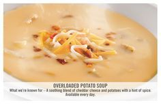 O'Charley's Overloaded Potato Soup CopyKat Recipe