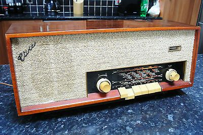 Vintage 1950s elvic #videoton #r4400 #radio #radiogram,  View more on the LINK: http://www.zeppy.io/product/gb/2/131757762848/