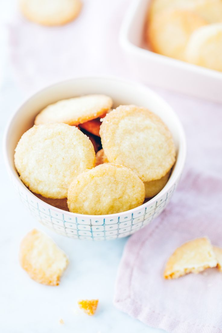 Ciasteczka maślane | Ania Starmach