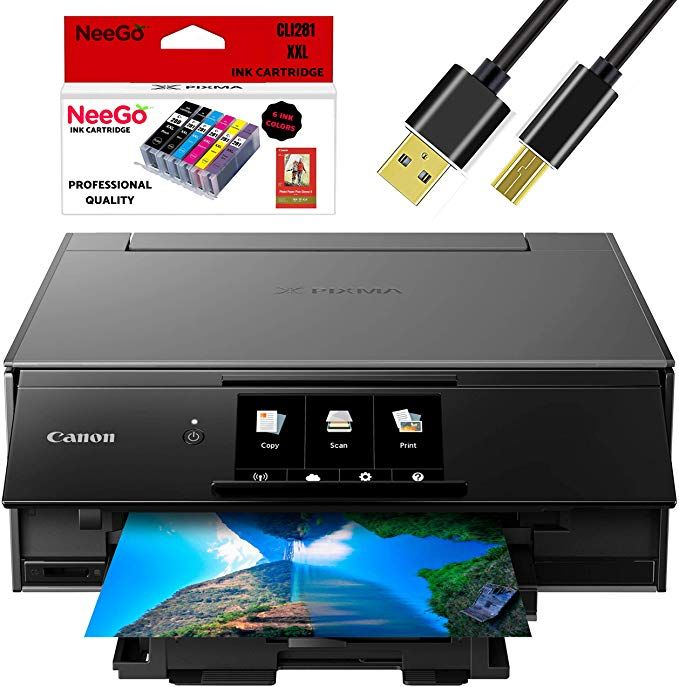 Printing Features Airprint Auto 2 Sided Auto Photo Fix Ii Bluetooth Borderless Business Card Canon Print App Creat Mobile Print Printer Scanner Printer