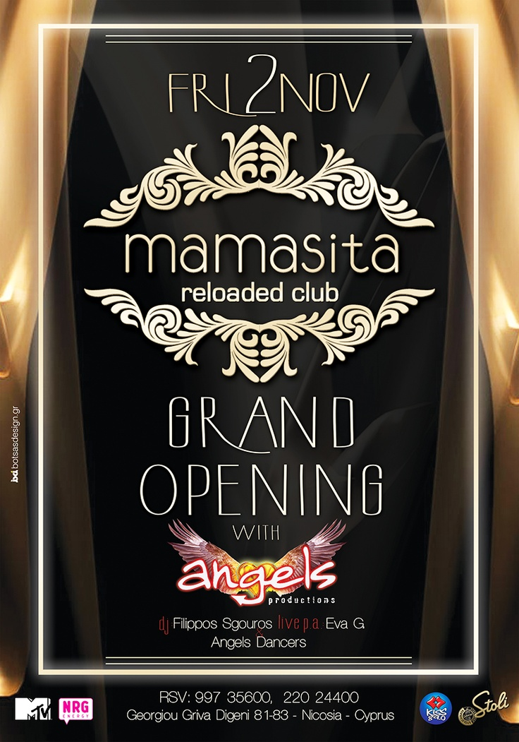 Grand Opening   Mamasita RELOADED Club