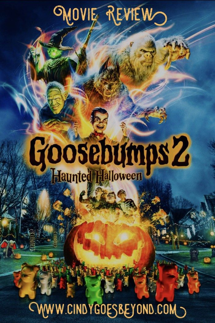 Goosebumps 2: Haunted Halloween - 2020 Movie Review: Goosebumps 2 Haunted Halloween   Cindy Goes Beyond