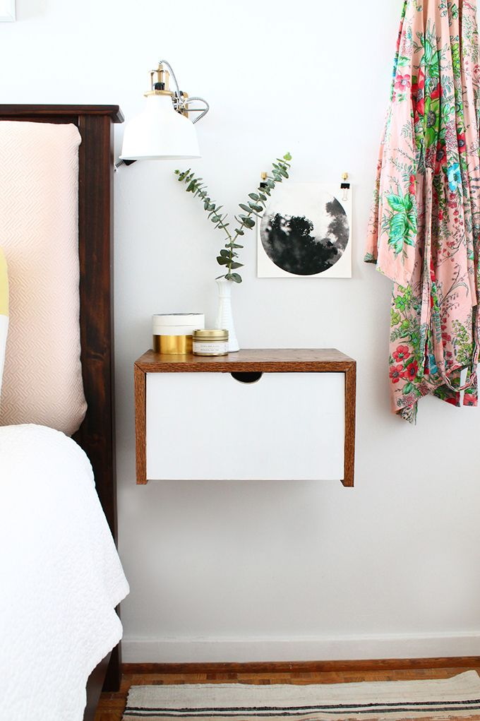 Coole Dekoration Schlafzimmerideen Elegant 2 #23: Small Master Bedroom Fresh Midcentury Makeover - Before And After    Squirrelly Minds