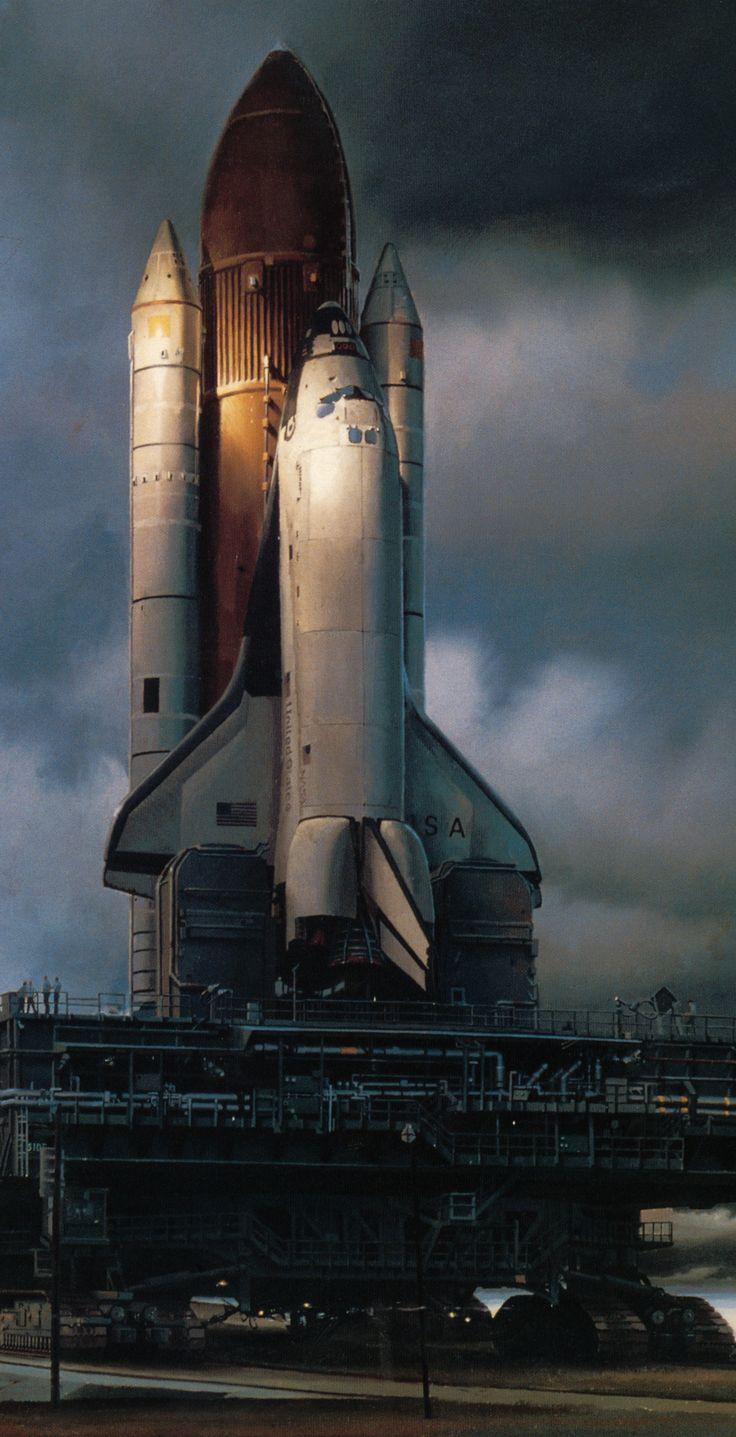 Na nasa new space shuttle design - Space Shuttle By Attila Hejja