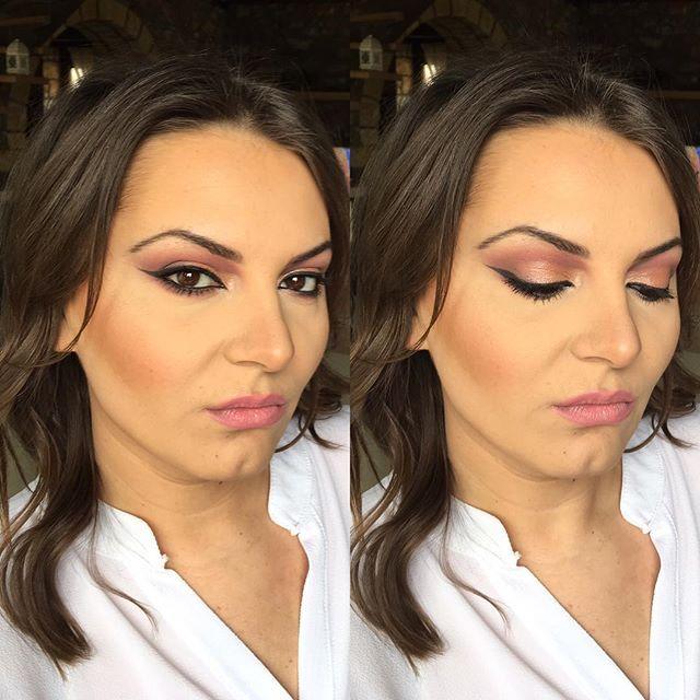 My makeup today!! #parisaxprofessional #esteelauder #maccosmetics #kryolan #makeupgeekcosmetics #bobbibrown #esteelauder #lorealparis #nyxcosmetics #inglotalbania #anastasiabeverlyhills #mua #makeup #makeupbyme #makeupbeauty #makeupartist #makeupinspiration #makeup___shoutouts #makeupismyobsession #makeupartistsworldwide #shoutoutforshoutout #wakeupandmakeup #worldmakeupartist #undiscovered_muas #universodamaquiagem_oficial #AlbanianMakeUpArtist #greekmakeupartist #GreekMUA