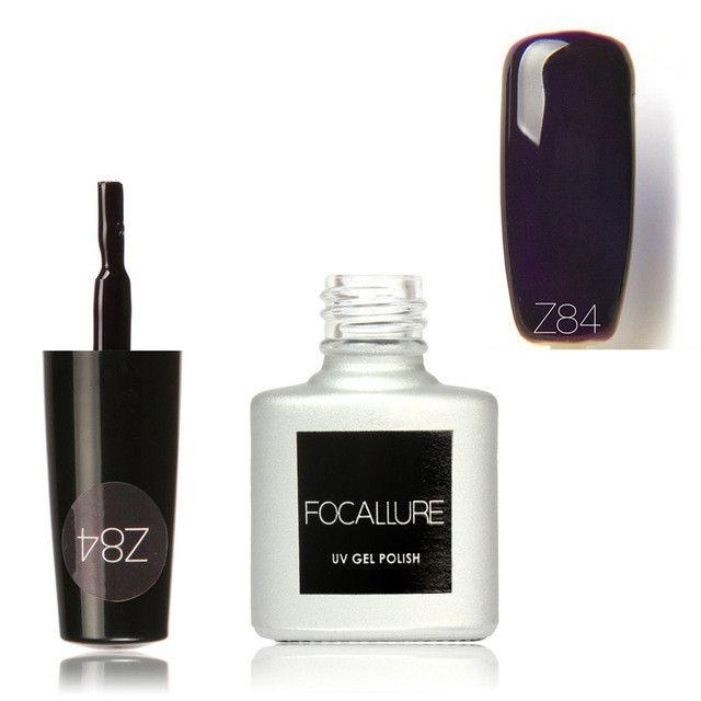 FOCALLURE Gel Nail Polish UV Gel Nail Polish Long-lasting Soak-off LED UV Gel Color Hot Nail Gel 7ml Nail Art Toolsrt Tools