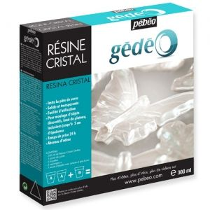 Kit Résine Cristal 300 ml