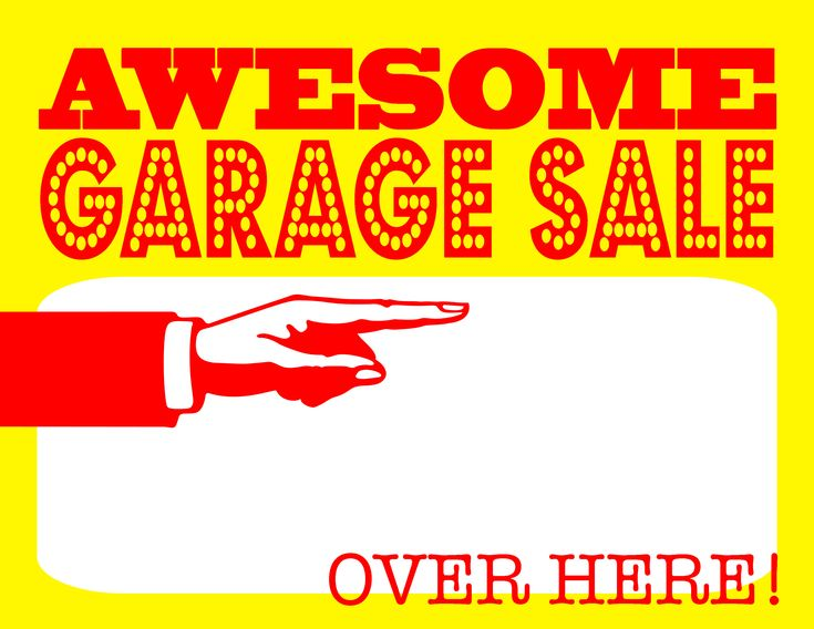 Best 20+ Community garage sale ideas on Pinterest Sale signs - car for sale sign template free