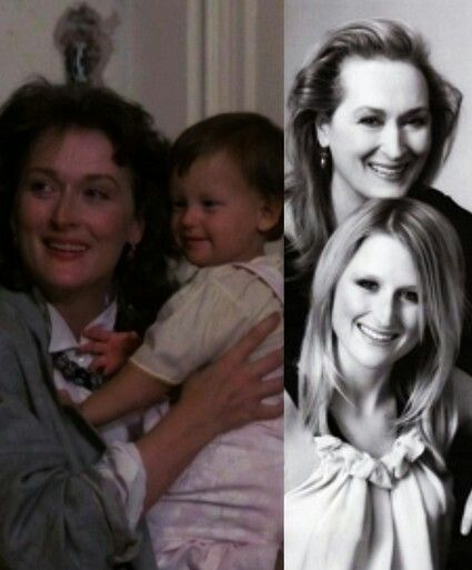 17 Best images about Meryl Streep with children on ...