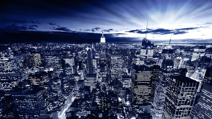 Image for New York City At Night HD Wallpapers