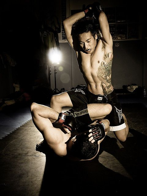 World Martial Art MMA photo shoot by Lam-T