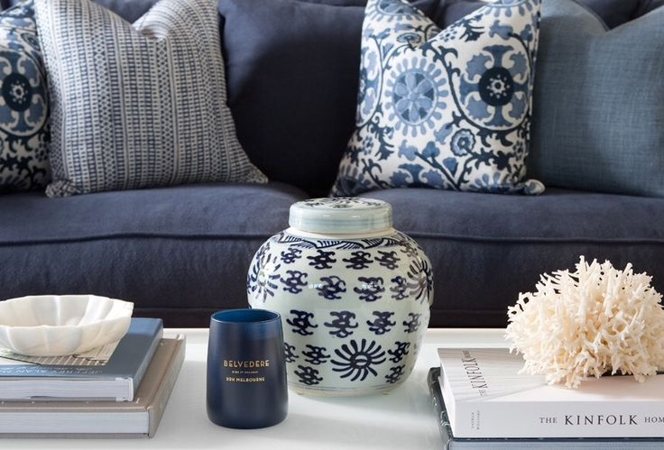 Leilani Ryder | Interior Decorating & Styling | Modern Hamptons Style Living | Coffee Table Styling