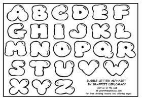 How to write graffiti\- learn graffiti letter structure