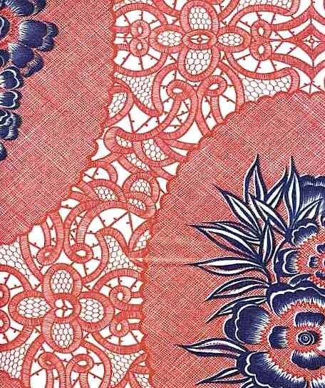 Mexikanisches Wachstuch Lovely Vintage