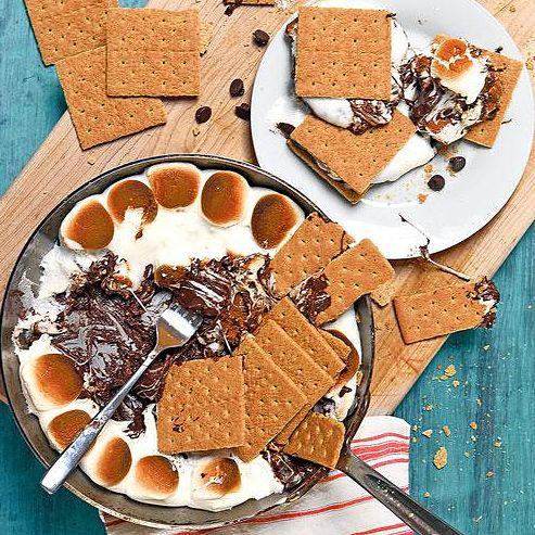 These Skillet S'mores Are Downright Brilliant
