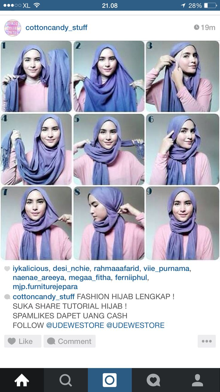 1000 Images About Hijap Pictorial On Pinterest Simple Hijab