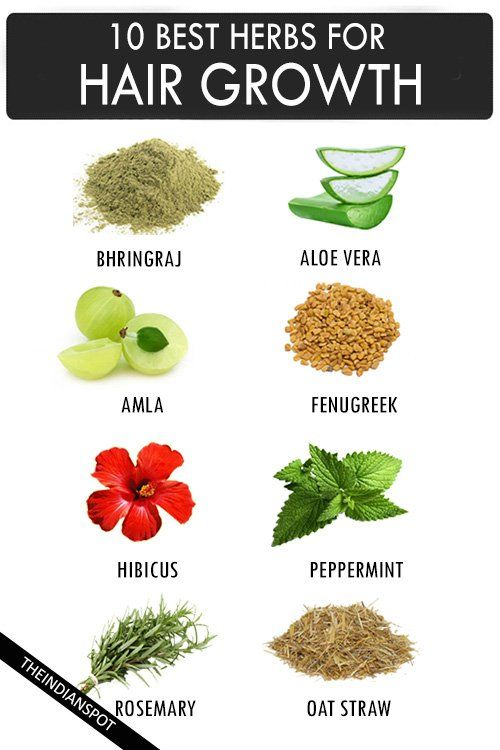 Natural Food For Strong Hair