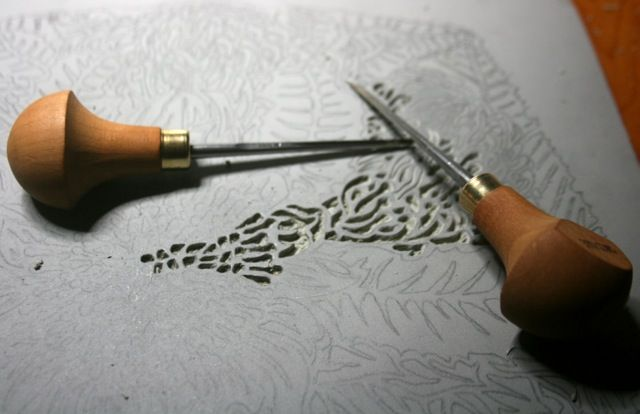 Printmaking blog--good tools--good techniques and tips