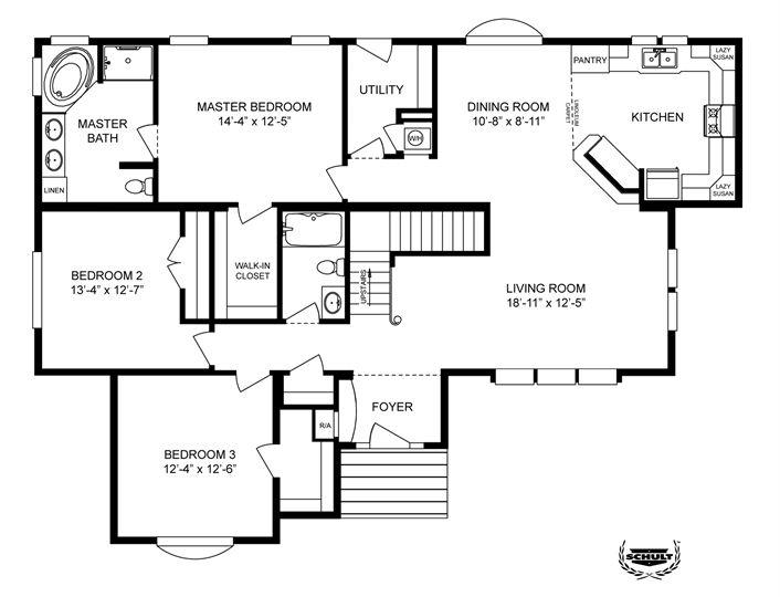 Mobile Home Plans Garage : Best clayton mobile homes images on pinterest oakwood
