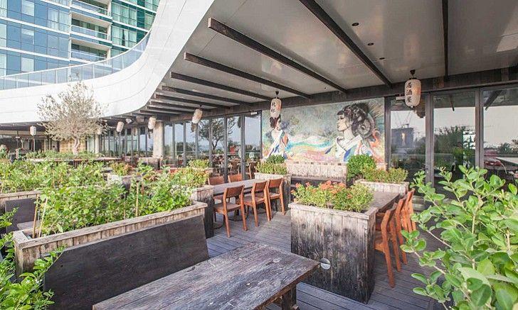 Ramusake - Izakaya @doubletree Dubai