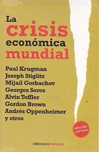 CRISIS ECONOMICA MUNDIAL,LA PAUL R. KRUGMAN  SIGMARLIBROS