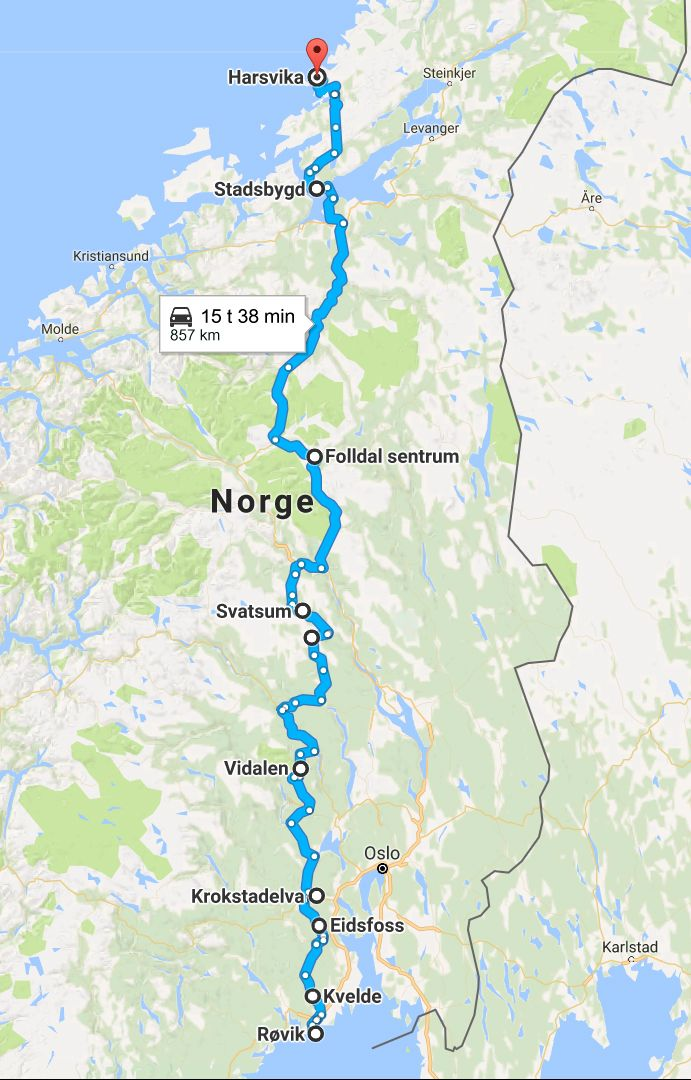 Best Norway Images On Pinterest Norway Norway Travel And Oslo - Norway map larvik