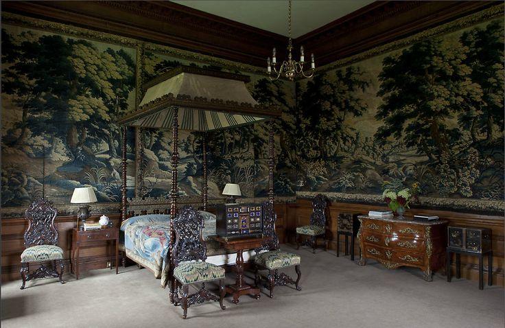 Bonnie Prince Charlie Room Drumlanrig Castle Interiors