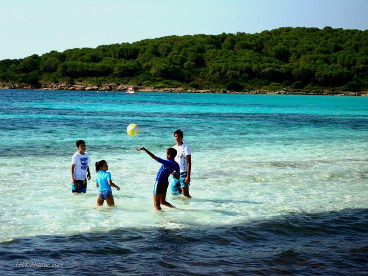 Family holidays in Brandichi beach Sardinia - Italy