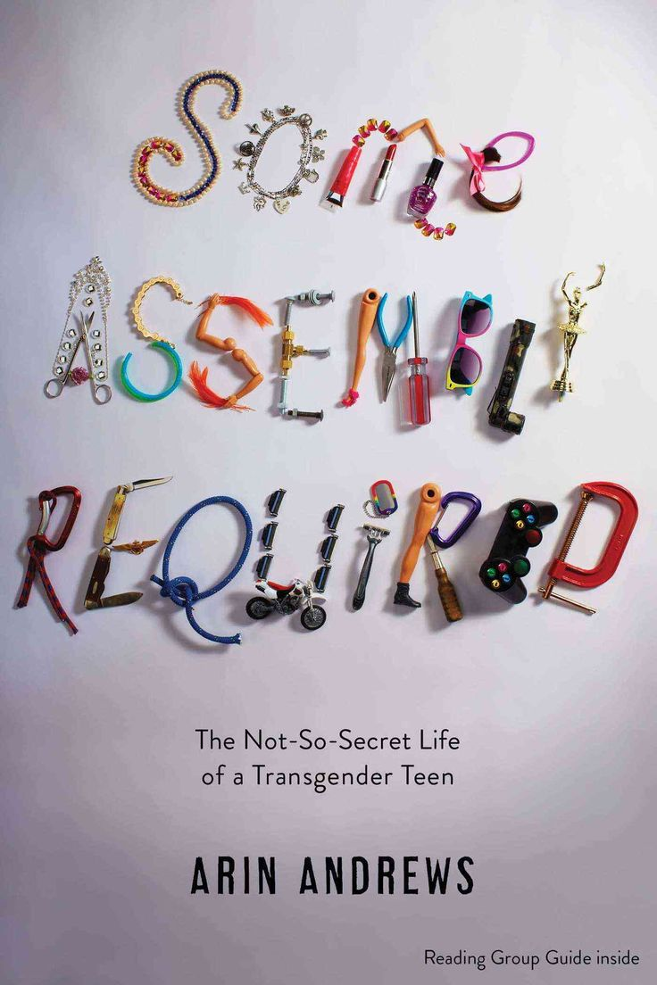 Seventeen-year-old Arin Andrews shares all the hilarious, painful, and poignant details of undergoing gender reassignment as a high school student in this winning first-of-its-kind memoir. Now with a ... #HappyReading