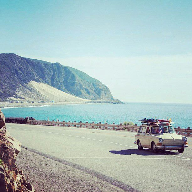 Nothing bets PCH Highway || Let's getaway