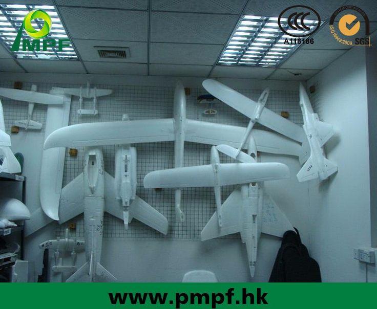 Custom EPO RC Hobby Model Airplane Foam Kits Manufacturer
