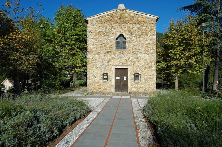 Seborga (IM), Oratorio di San Bernardo (XIII sec.)