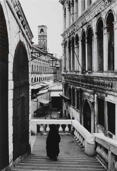 Gianni Berengo Gardin, Venezia, Rialto, 1960