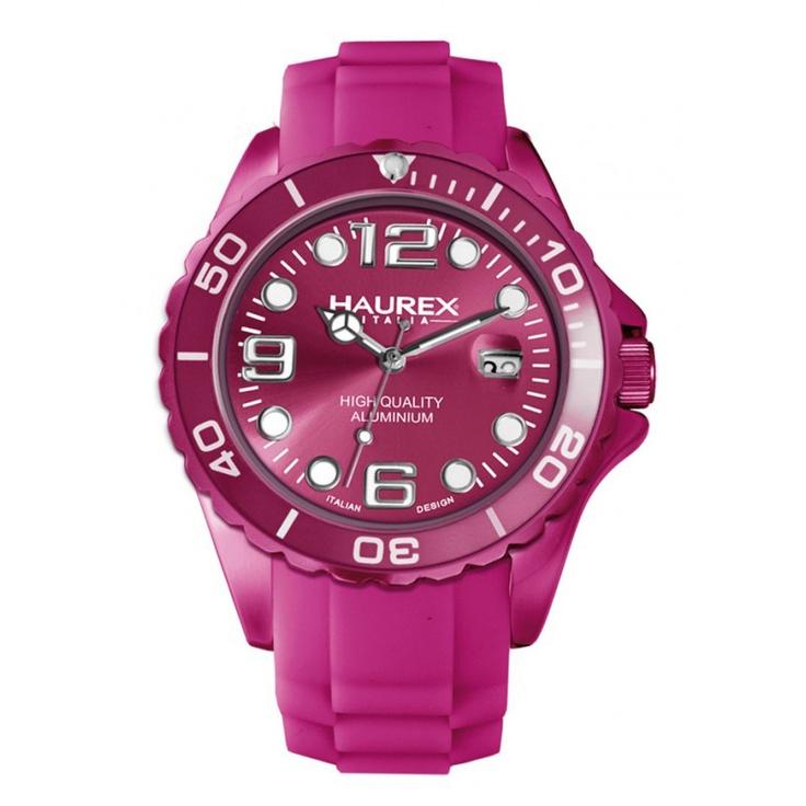 Haurex INK Lady 1K374DP2 horloge (gratis verzending bij Kish.nl)