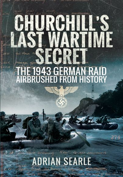 This weeks No. 1 #Bestseller is CHURCHILL'S LAST WARTIME SECRET by Adrian Searle. Our new releases is flying off the shelves. http://www.pen-and-sword.co.uk/Churchills-Last-Wartime-Secret-Hardback/p/12355