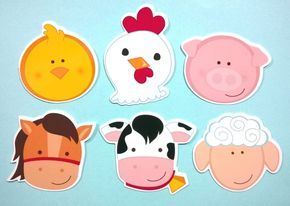 farm animals to print – Search with Google