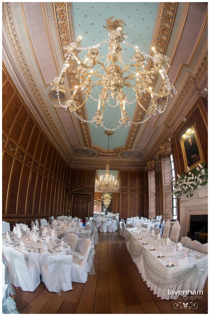 Gosfield Hall Ballroom