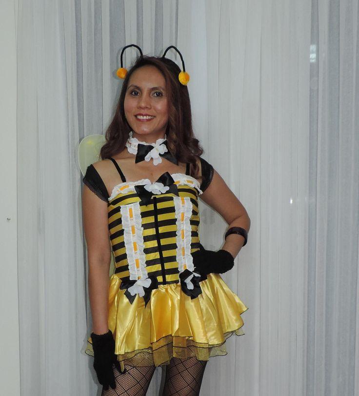 Halloowen Bamboo Bee