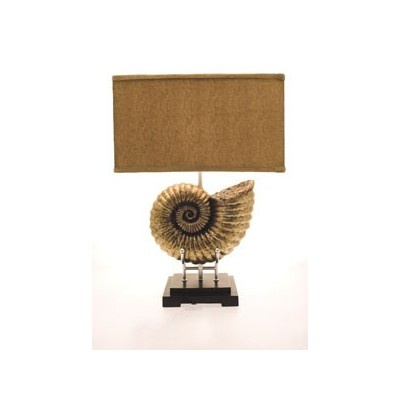 Fossil style table lamp £156.00 www.thecurtainbar.com #sheffieldissuper #womaninbiz