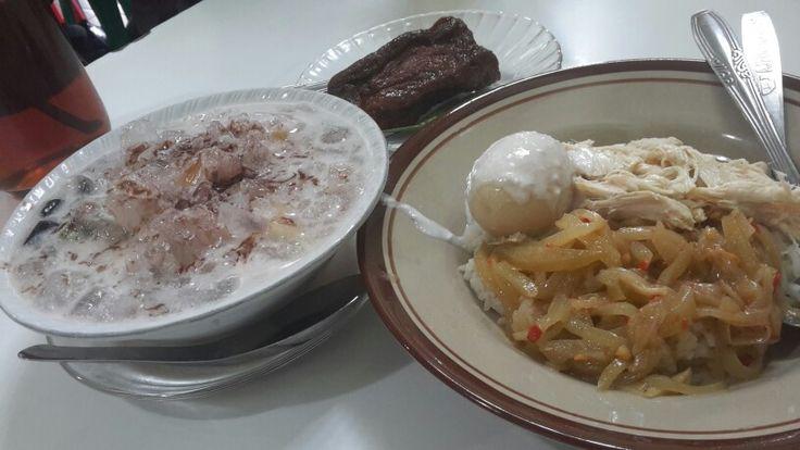 Nasi Liwet dan Es Kobra Salatiga