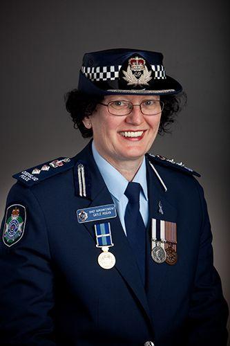 Assistant Commissioner Gayle Hogan